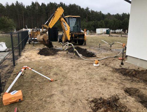 Bioloģiskās kanalizācijas (bio kanalizācijas) ierīkošana Spilvē, Babītes novadā.